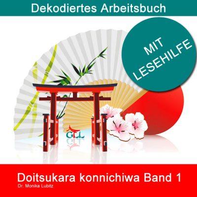 Doitsukara konnichiwa Band 1 mit Lesehilfe