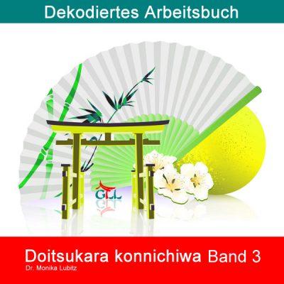Doitsukara konnichiwa Band 3